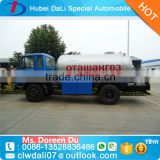 Dongfeng 4x2 propane tank truck lpg bobtail truck lpg gas tank truck for sale
