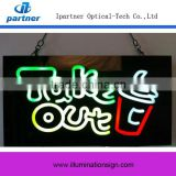 Wholesale Custom Led Neon Animated Open Signs