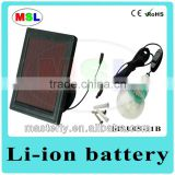 1W Amorphous Solar panel light kits MSL05-01B