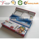 China Yiwu package box manufacturer hot sale custom pen gift box magnetic clamshell style box