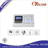 GSM+PSTN Home Security Burglar Alarm System Auto Dialing Dialer with LCD Display                                                                         Quality Choice