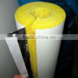 Fiberglass Pipe Insulation ( with ASJ and SSL)