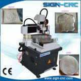 coin brass stamp desktop cnc router engraver metal cutting machine