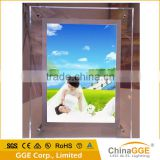 Beautiful Backlit Picture Frames Crystal Photo Frame Design Wedding Decorations LED Light Box