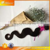 2015 Christmas Day Gift 100% Human Cheap Virgin Indian Body Wave Hair on Sale Image