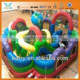 2014 Inflatable wacky chaos for kids