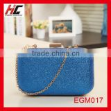 factory-direct explosion pu evening hand bag shoulder and clutch bag of foreign trade wholesale