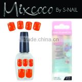 NEW nail art products for nails nail tips with nail supplier artificial nail tip for nail tip display