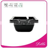 cheap plastic washing hair shampoo bowl sink beauty salon shampoo washing hair beauty salon shampoo bowl sink XC-B11