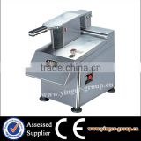 different shapes fruits and vegetables cutter machine