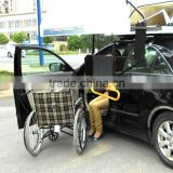 China Auto Car Roof Box and Wheelchair Topper with hight qulity