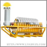 Capillary Filter Machines Ceramic Filter used for Dewatering of Slurries in the Processing and Mining Industries