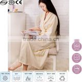 light yellow mature ladies winter nightwear beautiful women nightwear night suit