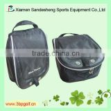 China wholesale of pu leather golf shoe bag