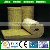 50mm wire mesh faced heat insulation rock wool roll