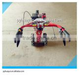 4.3-10hp Mini diesel power tiller for agriculture tiller/cultivator
