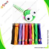 colorful pipe cleaner,plastic pipe cleaner