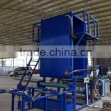HY series evaporative honey comb cooling pad production line cellulose cooling pad production making machine