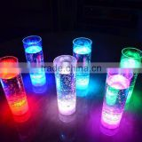Promotional Colorful Party beer Cup Wholesale cups magic inductive glow LED cups multi-color