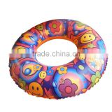 smile face life buoy;smiling face swimming circle;smiling face swim ring
