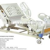 Hospital Beds	ABS side rail powder coating mild steel frame multifunction Hospital Bed