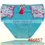 [Yun Meng Ni] 100% polyester panties for fat women ladies polyester panties