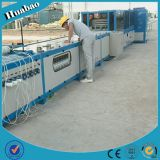 best Hexagon anode tube track pultrusion production line with competitive price