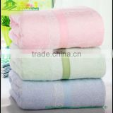100% Bamboo fiber bath sheet lace designs bamboo towel blanket bamboo infrared blanket best price blanket in china