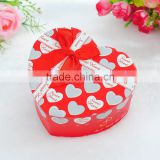 Heart Candy Box with Heart Shape Lid Christmas Gift Package Box DIY Storage Gift Box In Stock