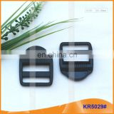 Inner size 25mm Plastic Buckles, Plastic regulator KR5029