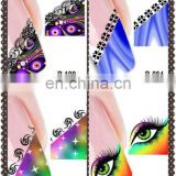 Latest wholesale nail art nail sticker wholesale