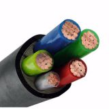 Low Voltage Copper 5x70mm2 Electrical Cable