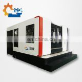 CNC boring mill with rotating table horizontal table type with best aftersales service and quality made in china