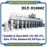 High Speed Computerized Automatic Rotogravure Printing Machine (DLY-91000C)