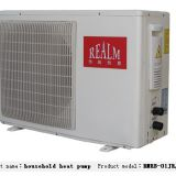 saving investment 6.8kw air source heat pump top quality air conditioner