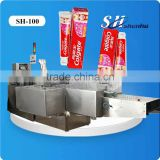 Shenhu Automatic children's toothpaste box packing machine (best quality)