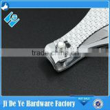sharp but safe nailclippers,nail clippers with special logo in the handle, stainless steel nail cutters for finger or toe