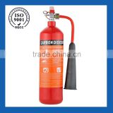 2KG carbon dioxide spray fire extinguisher with CE