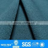 Dark Grey Grid Jacquard Weave Polyester Spandex Fabric Wholesale For Moutaineering Jacket