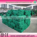 high quality construction safety nets pe building safety net