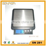 Digital Pocket Scale 1000g x 0.1g Digital Weighing Scale from Sounon List Scale Industries