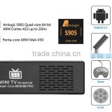 Vensmile MK808B Pro Amlogic S905 TV Stick Quad Core 1GB 8GB Android 5.1 Lollipop S905 TV Stick Kodi 15.2 HD 4K