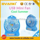 New products 2015 innovative product summer mini fan usb fan use for power bank or computer