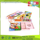 2015 Hot Sale Educational Tangram Sets,Wooden Tangram Puzzle Game,Children Tangram Toy