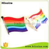 Pride LGBT Lesbian Gay Diversity Symbol Sign Brooch Rainbow Flag Lapel Pin Badge                                                                         Quality Choice