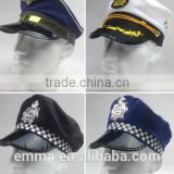 New coming airline pilot hats good quality party hat HT2050
