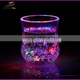 [Somostel] 2015 Hot Promotional Barware Flashing Plastic Cocktail LED Glass, Multicolor Light Up Cup, Drinking Led Cup