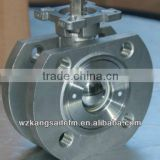 manual pneumatic and eletrical Italy thin-type ball valve