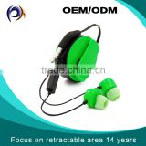 Rational Construction beautiful SR6 Retractable earphones Headset microphone Buying