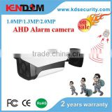 Kendom Hottest Casing Alarm CCTV Camera AHD Huge size bullet 1080p night vision action camera in popular security alarm system                                                                         Quality Choice